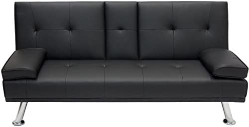 Entertainment Convertible Futon Sofa Bed