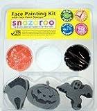 Snazaroo SZPALEHAL1 Halloween Face Paint 1 Stamp Palette