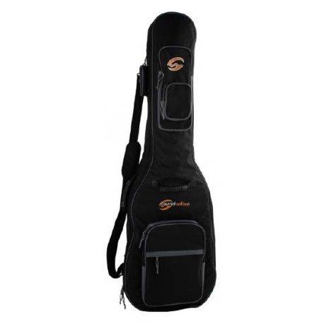 Funda acolchada Guitarra Eléctrica SOUNDSATION acolchada 1,00 cm ...