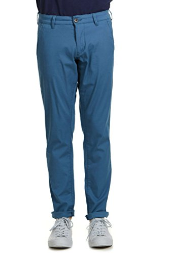 Pantalon Selected Three Paris Bleu Clair Homme