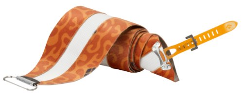 Black Diamond Ascension Nylon Split STS Skin, Orange Print,