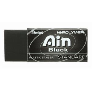 Pentel Hi-Polymer Ain Eraser Black