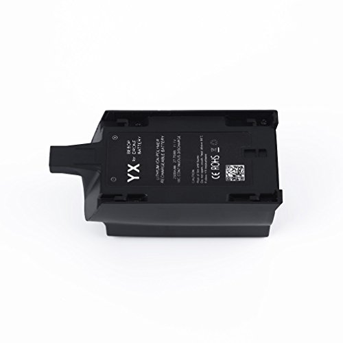 Price comparison product image FairytaleMM 2500mAh 11.1V High Capacity Battery for Parrot Bebop Drone 3.0 Quadcopter