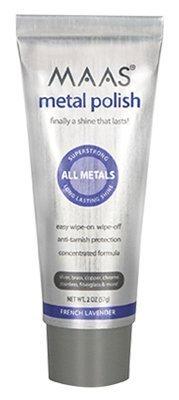 MAAS Polishing Creme For All Metals 2 oz Tube (Pack of - Polishing Creme