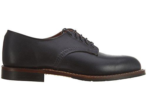 Röd Ving Redwingshoes Arv Oxford Mens Svart