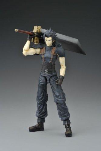 Final Fantasy Crisis Core Play Arts Action Figure Zack Fair