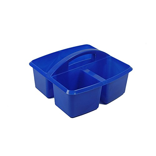 ROMANOFF PRODUCTS SMALL UTILITY CADDY BLUE (Set of 24) by Romanoff