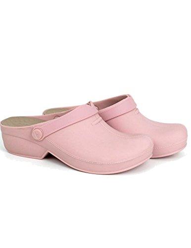 nuevo producto adb76 c8754 Zuecos Sanitarios Color Dove Talla 35/6 BOAONDA: Amazon.es ...