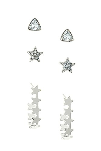 karmas-canvas-crystal-accent-star-earring-set-silver