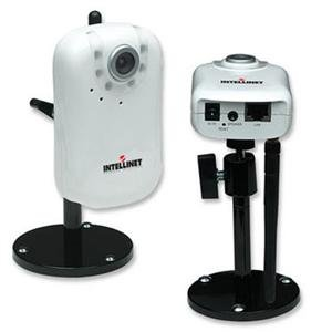 Intellinet, NSC15-WG Network Camera (Catalog Category: Security & Automation / Cameras)