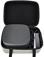 Draagtas Compatibel met Xgimi Horizon & Xgimi Horizon Pro, XGIMI H2 & XGIMI H3S Projector Travel Box Opbergtas (grijs)