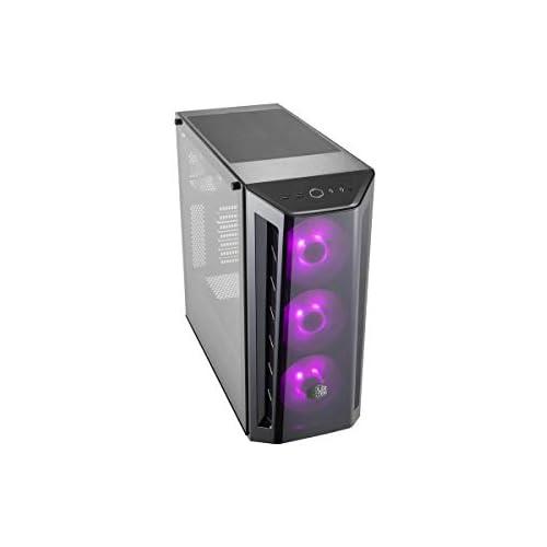 chollos oferta descuentos barato Cooler Master MasterBox MB520 RGB ATX Mid Tower con Panel Frontal DarkMirror entradas de Malla Frontal Panel