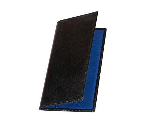 Cobalt Black With With Tall SAGEBROWN SAGEBROWN Zip Tall Wallet ZZPBT8q
