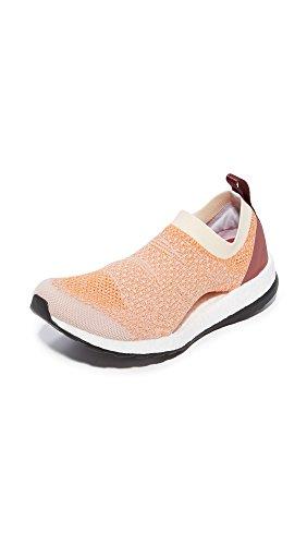 Adidas Af Stella Mccartney Kvinders Pureboost X Sneakers Perle Steg / Heldig Orange / Kridt SAgc3Ho