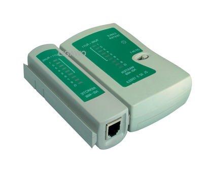 Netzwerktester Kabeltester für RJ11 RJ12 RJ45 Telefon und ...