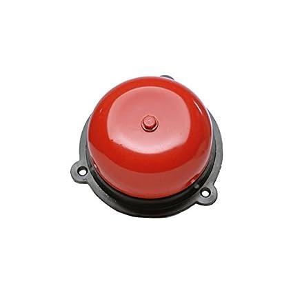 Zippo 0905/220: alarma acústica industrial en color rojo ...