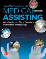 Medical Assisting Student Workbook