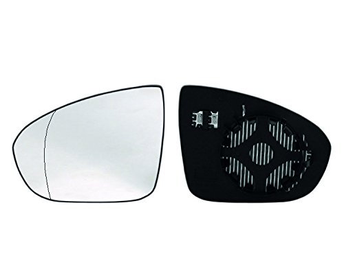 Alkar 6432754 Outside Heated Convex Mirror Glass with Holder