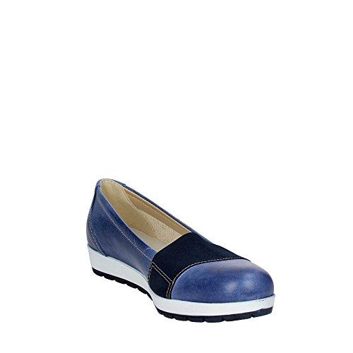 Cinzia Soft 1010 Bailarinas Mujer Azul