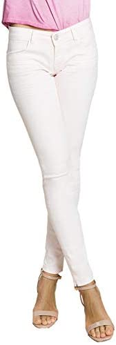BlueFire Damen Jeans Alicia Skinny Fit 7/8-Länge Rose (70) 26/28