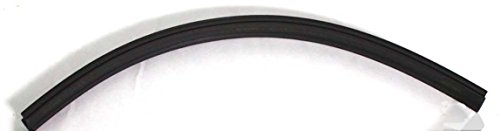 r Glass Seal Rear New OE W123 Coupe ()