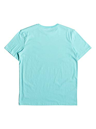 Bleu T Quiksilver Aqua Splash Ingredient Secret Homme shirt T E1xgvqYwx