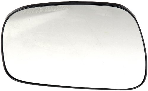 Dorman 56953 Toyota Camry Driver Side, Non-Heated, Plastic Backed Door Mirror Glass