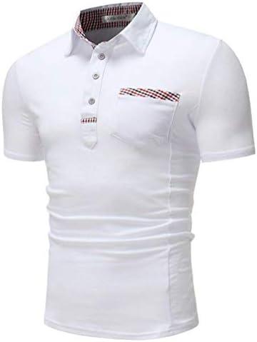 Battercake Polo Camisa De Verano Simple Polo Solapa Estilo ...