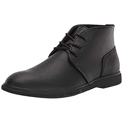 Calvin Klein Men's Teddy Jr. Chukka Boot 1