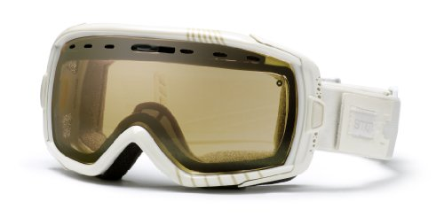Smith Heiress Goggle (Gold Sensor Mirror, Ivory Keys), Outdoor Stuffs