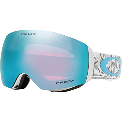 Oakley Flight Deck Snow Goggle, Camo Vine Snow, Medium for sale  Delivered anywhere in USA