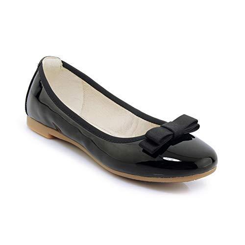 AdeeSu Femme Compensées Noir Sandales SDC05969 wtqxYXtr