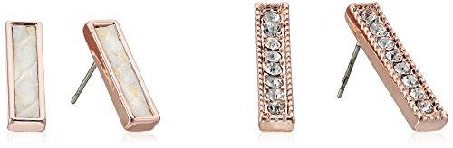 GUESS 431965 21 Duo Post Earrings