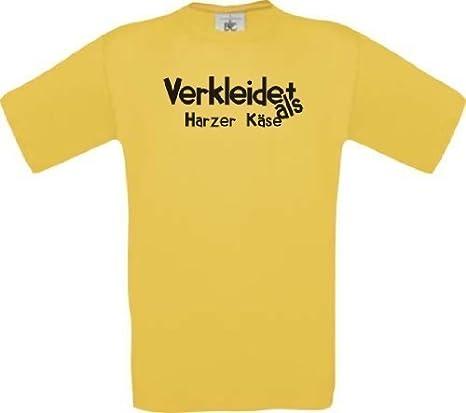 camiseta de niño Carnaval Verkleidet als Harz Queso Disfraz De Carnaval Revestimiento Talla 104-164 - Azul, 104: Amazon.es: Juguetes y juegos