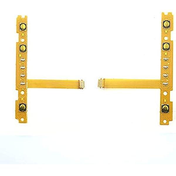 Repuesto de botón Izquierdo Derecho SL SR Flex Cable Reparación ...