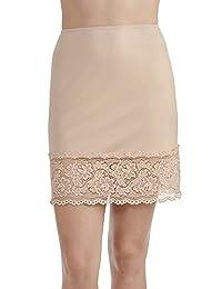 Brilliance by Vanity Fair Womens Luxurious Lace Half Slip 11047 Half Slip