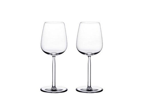 Iittala Senta White Wine Glasses -