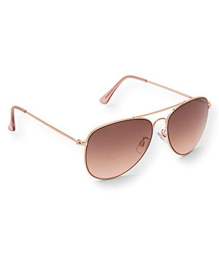 Aeropostale Classic Aviator Sunglasses Multi - Aeropostale Sunglasses