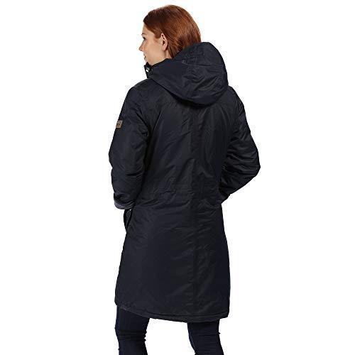 Regatta Jacket Waterproof Breathable Length Long Romina Womensladies 80XwOkPn