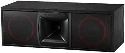 Cerwin-Vega XLS-6C 6 1 1 2-Way Home Audio Center Channel Speaker