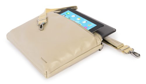 Tucano Elle Slim borsa in vera pelle per MacBook Pro 13