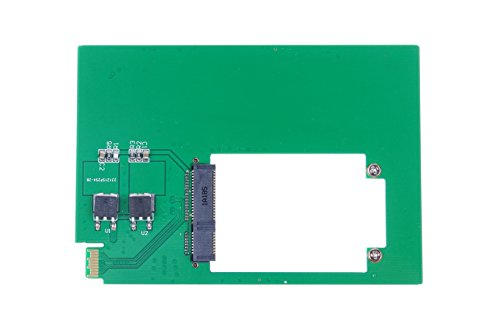 KNACRO mSATA SSD adapter card Can Replace WD5000MPCK WD5000M22K WD5000M21K by KNACRO