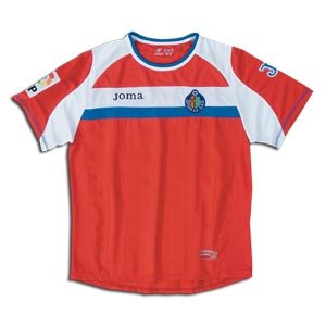 Getafe away shirt 2008: Amazon.es: Deportes y aire libre