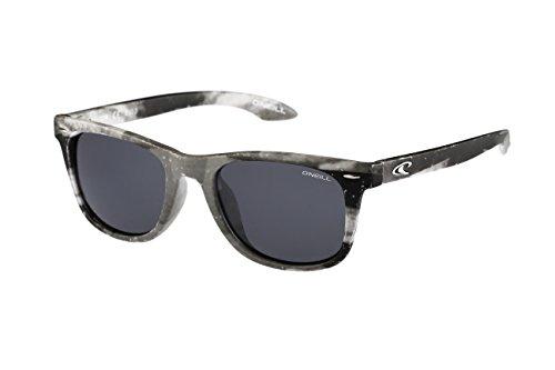 O'Neill Tow 128P Wayfarer Polarized Sunglasses, Matte Grey - Surf Womens Sunglasses