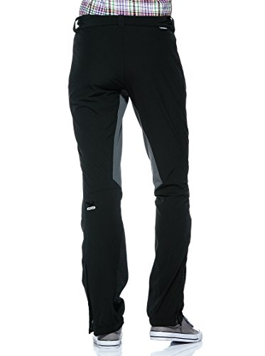 Salewa Pantalone da Trekking Equation Light Dst W Nero IT 40 (DE 34)