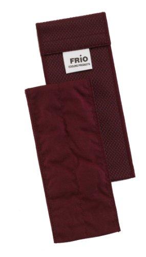 Frio - Borsa isotermica per mantenere l'insulina, marrone, 6,5 x 18 cm