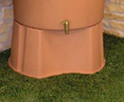 Tierra Garden 502010 Graf Base for 500216 Tuscany 79-Gallon Rain Saver