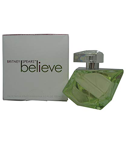 Believe Britney Spears by Britney Spears For Women. Eau De Parfum Spray 3.3-Ounces