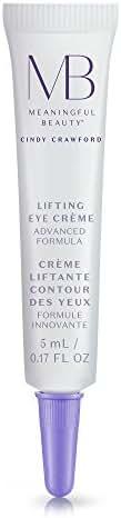 Meaningful Beauty – Lifting Eye Crème Advanced Formula – Under Eye Care – 0.17 Ounce – MT. MT.0357