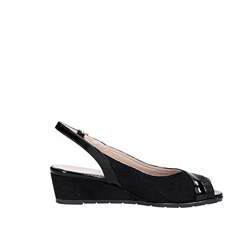 Cinzia Soft IAB33023CS Sandal Women Black AXAJBtw